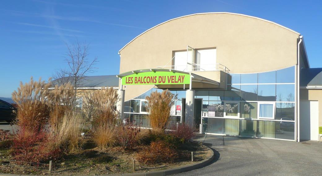 Hôtel-Restaurant les Balcons du Velay
