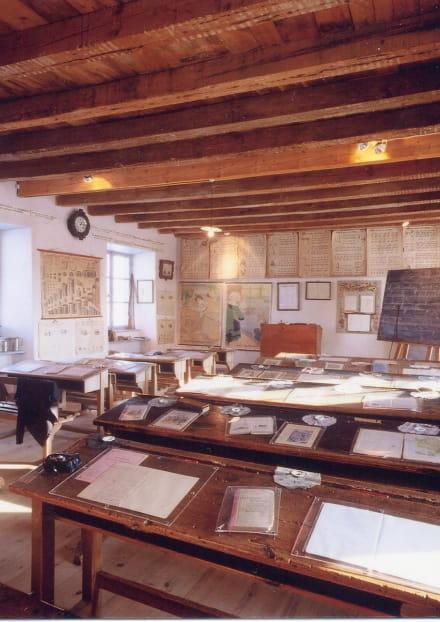 Ecole de Clémence-Fontille - Ecomusée de Margeride