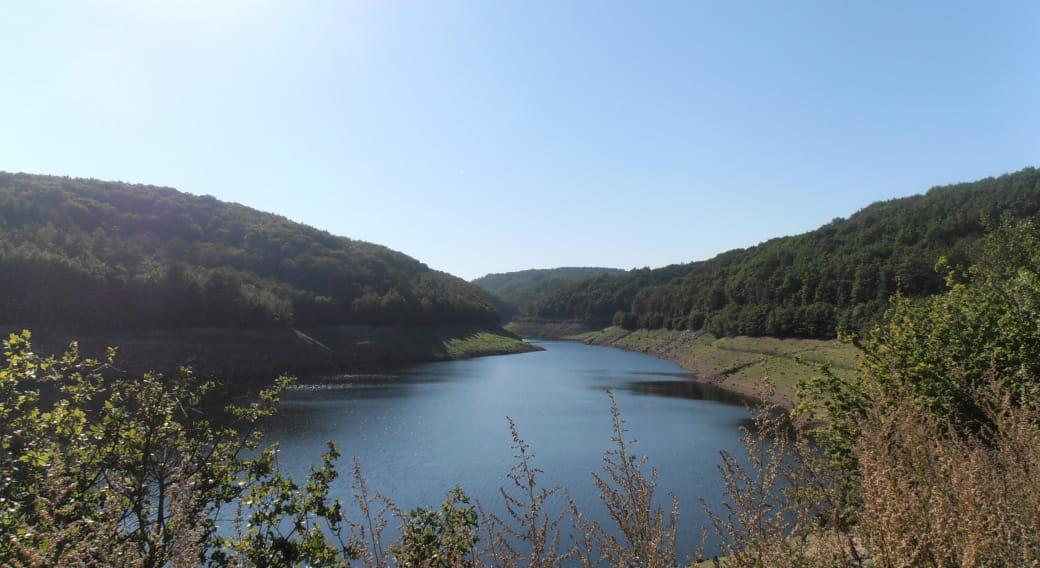 Site de pêche - Barrage de la Sep