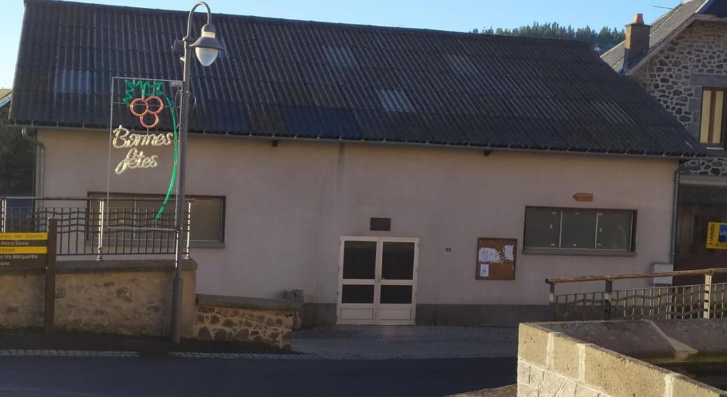 Salle des Fêtes du Vernet Ste Marguerite