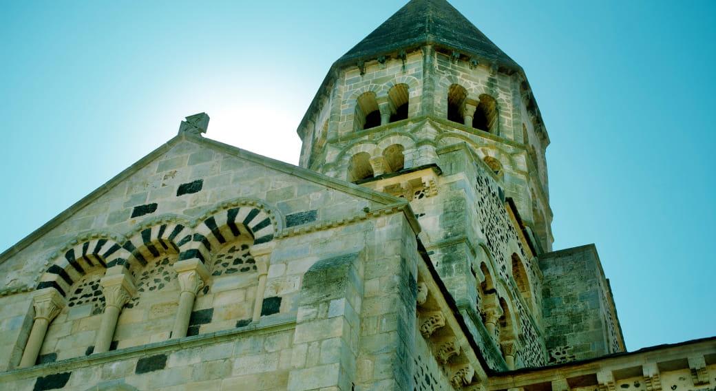 Eglise romane de Saint-Saturnin