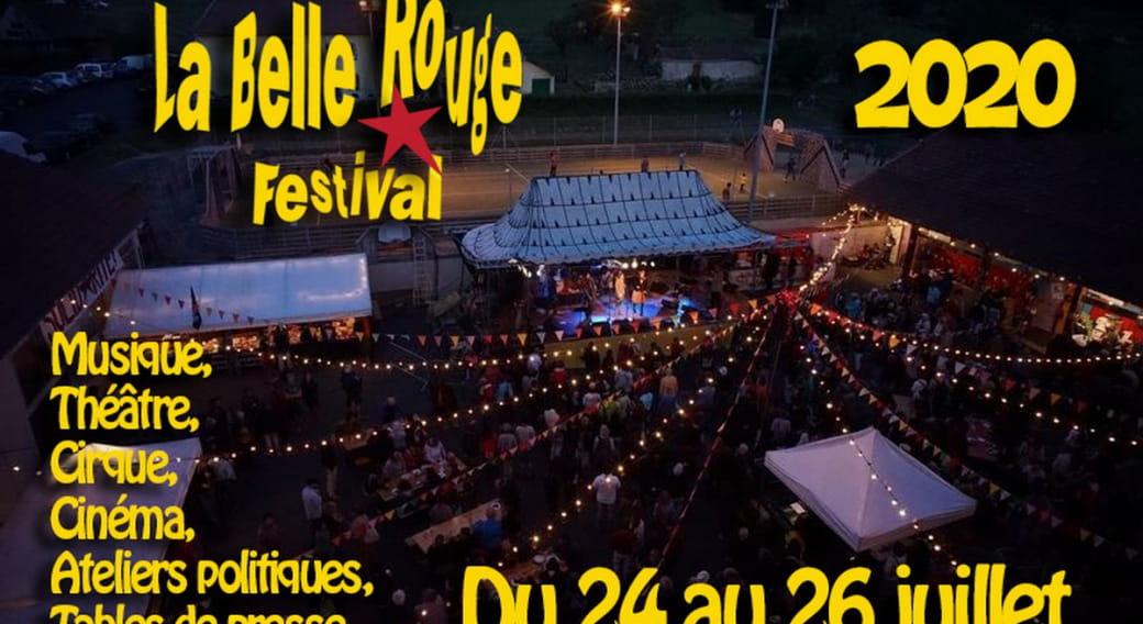 Annulé - Festival La Belle Rouge