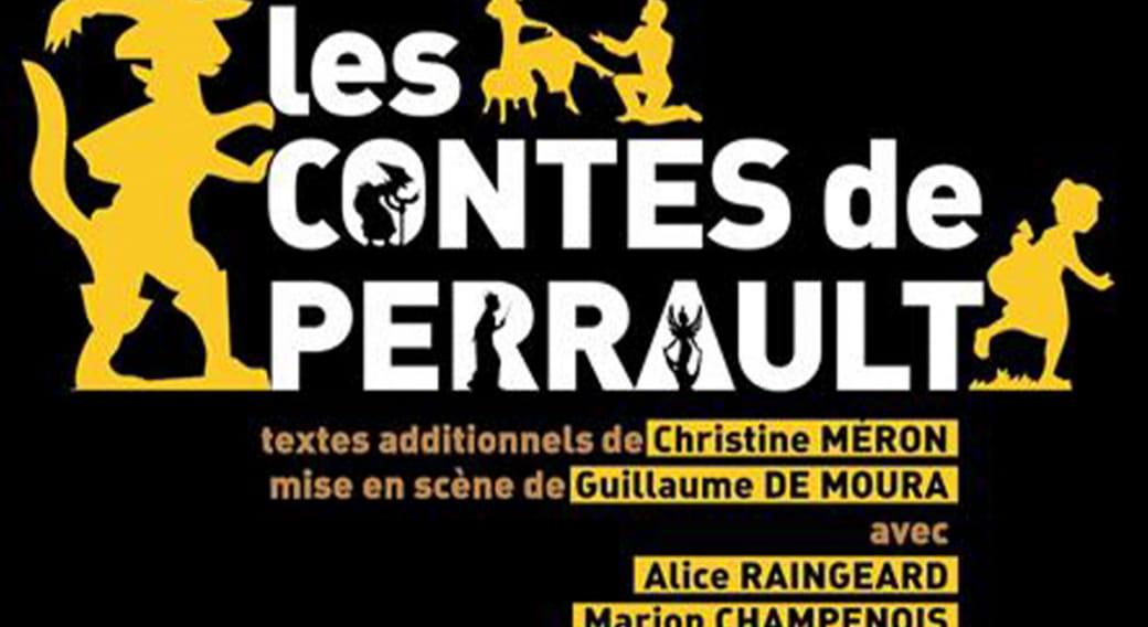 Spectacle Les contes de Perrault