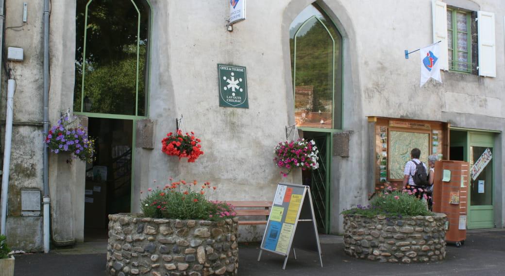 Bureau d'accueil de Lavoûte-Chilhac