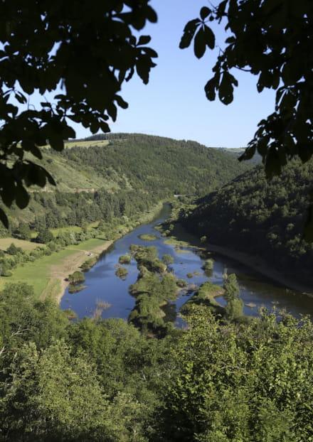 Site de Chaliers et la Truyère