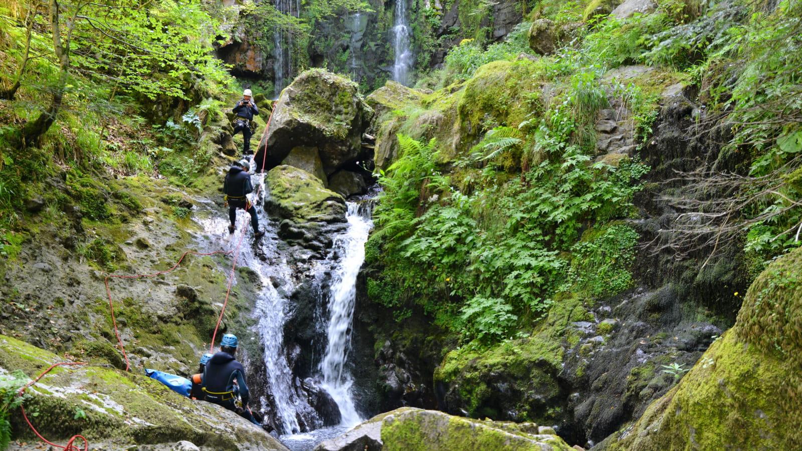 Canyon du Biaguin