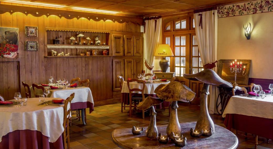 Au Restaurant de l'Auberge