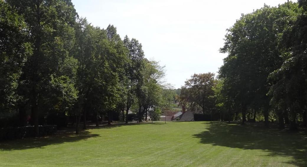 Vue parc