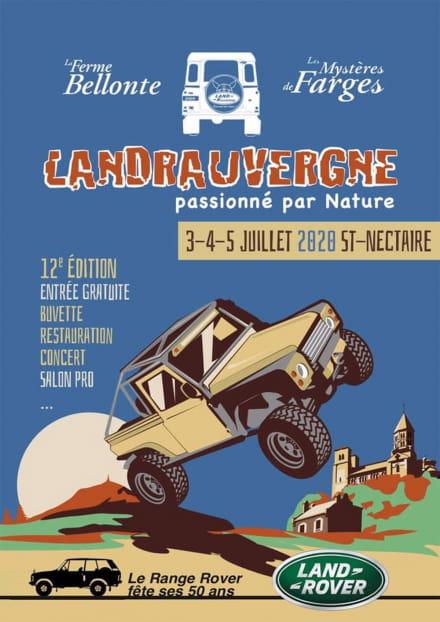 12ème Rassemblement : Landrauvergne - Reporté