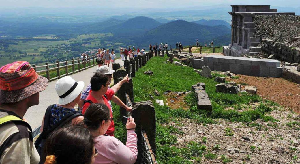 Visites guidées 'Le Temple de Mercure'
