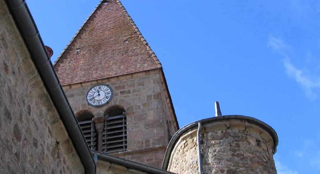 Eglise de Saillant