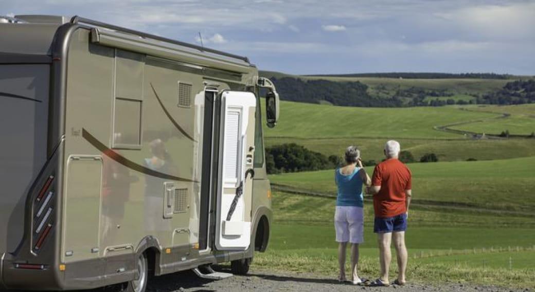 Aire de service camping-car Le Fromental