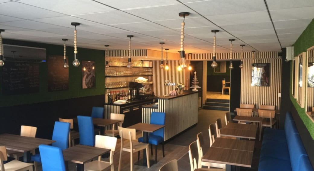Salle - Restaurant - La table de la Fontaine
