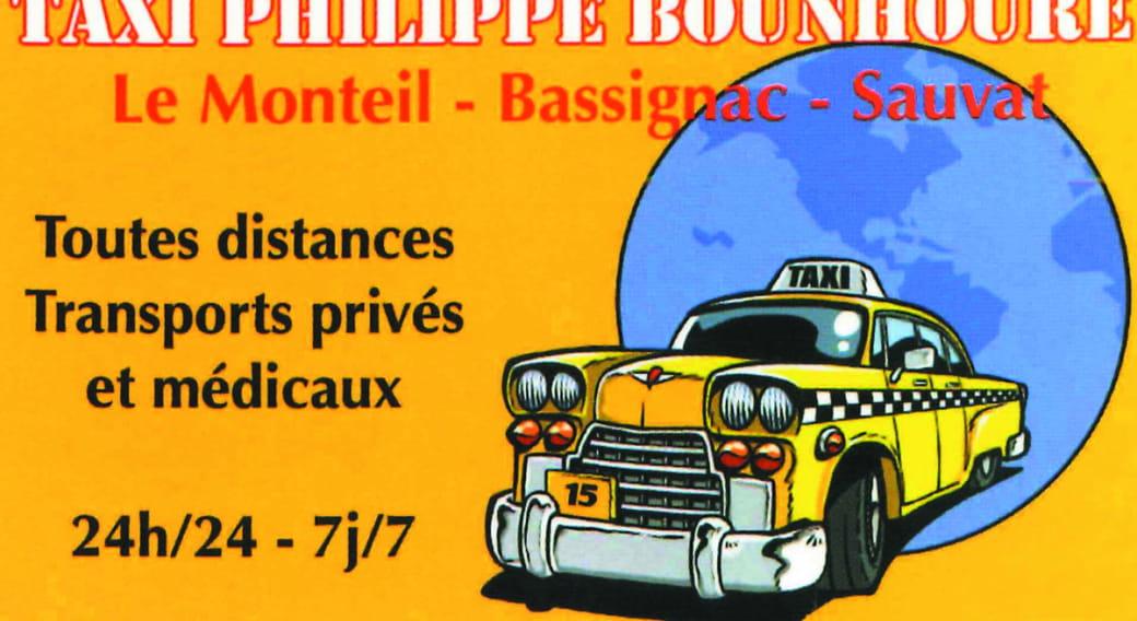 Taxi Bounhoure