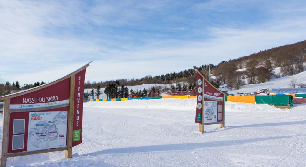Ski de fond - Secteur SuperBesse - Madalet