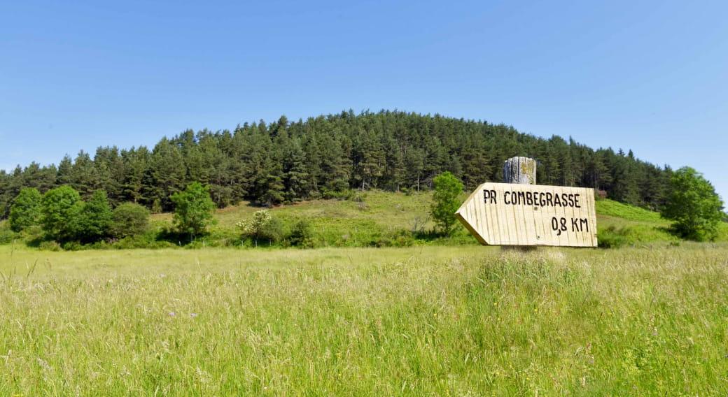 Trésors cachés : le puy de Combegrasse