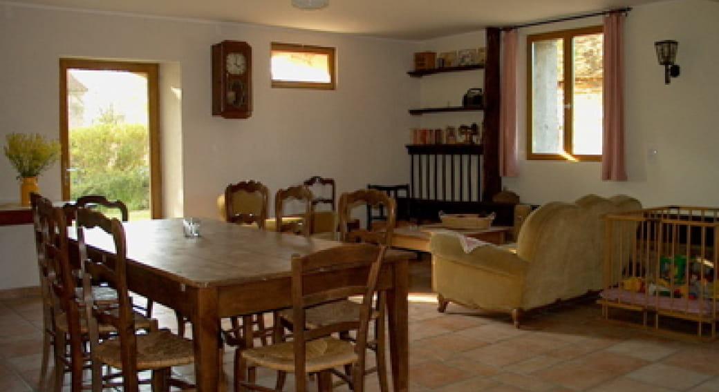 Chambres d'hôtes - Domaine du Bourg