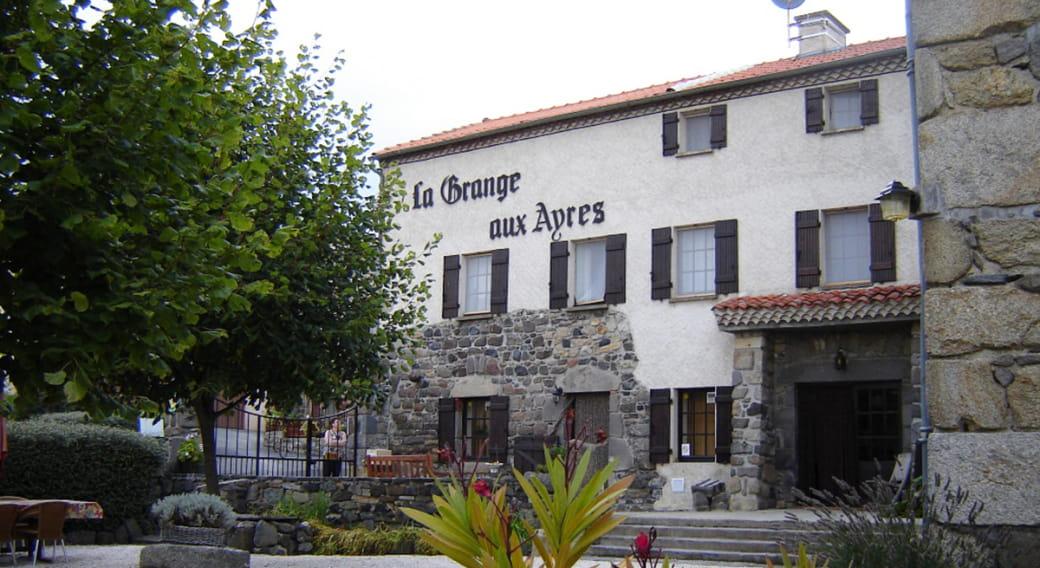 Chambres d'hôtes La Grange aux Ayres
