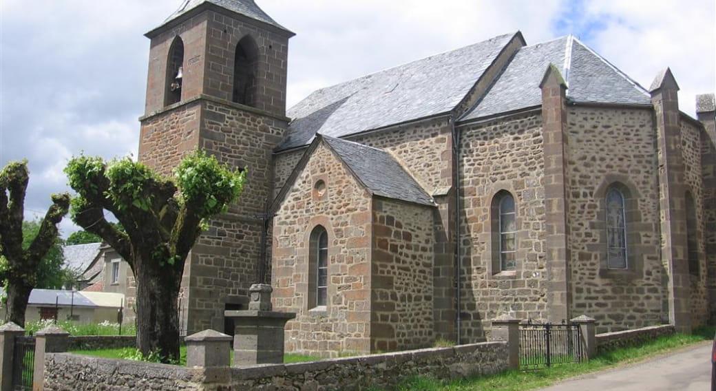 Eglise de Fressanges