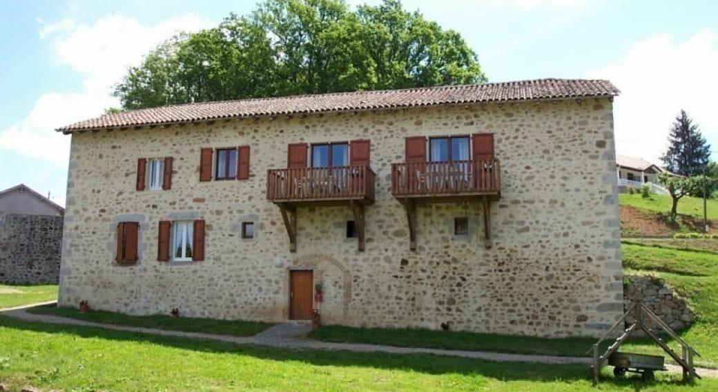 Gîte Mairie de Laroquebrou 2