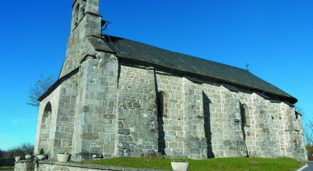 Église Sainte-Madeleine, Saint-Sébastien