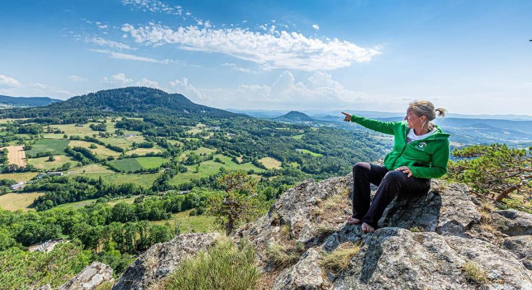 Natalene Morel , Accompagnatrice en nature
