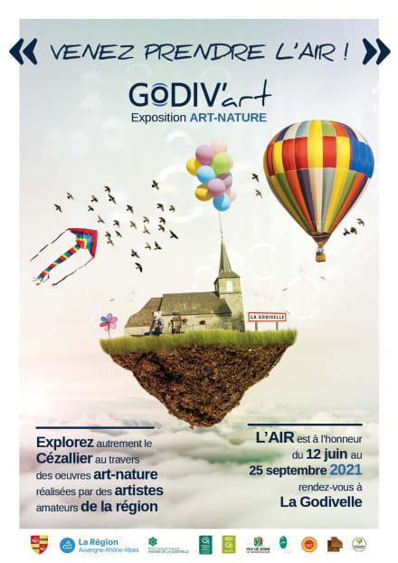 Festival de land-art : Godiv'art