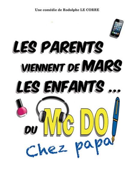 Défonce de rire : Les parents viennent de Mars - Chez Papa