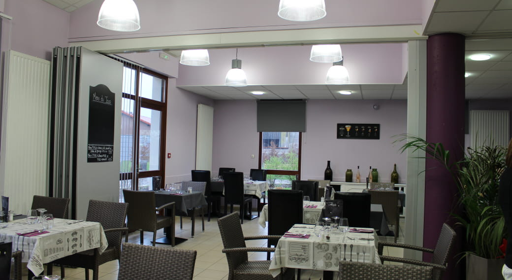 restaurant - La Table d'Alizée - Chappes
