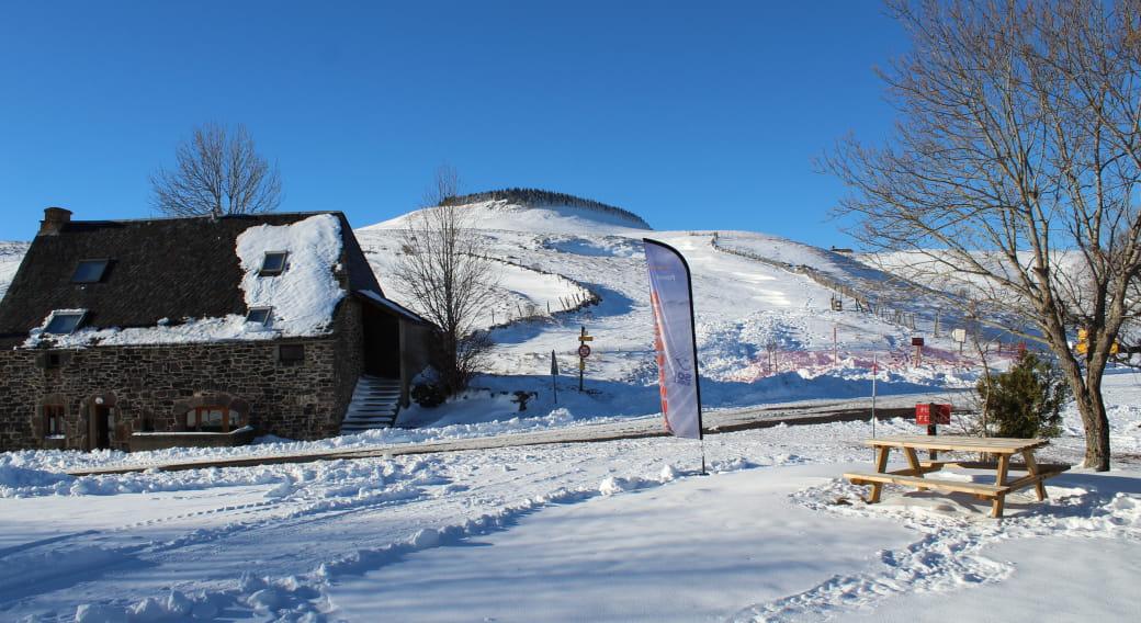 Location de raquettes, luges et ski de fond au domaine de Parrot
