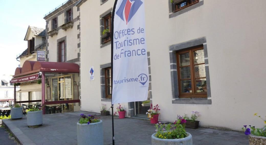 Office de tourisme Auvergne VolcanSancy - Bureau d'Orcival