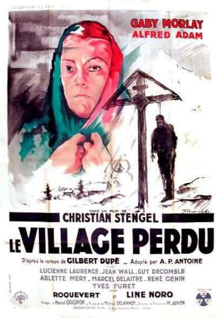 Cinéma du Patrimoine ' Le village perdu'