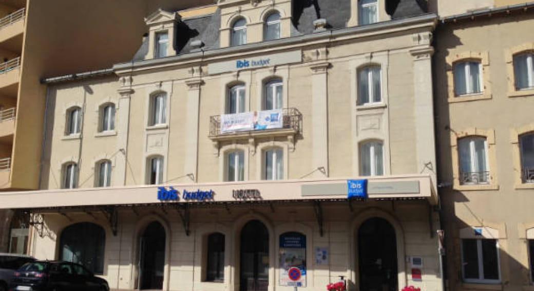 Hôtel - Ibis Budget