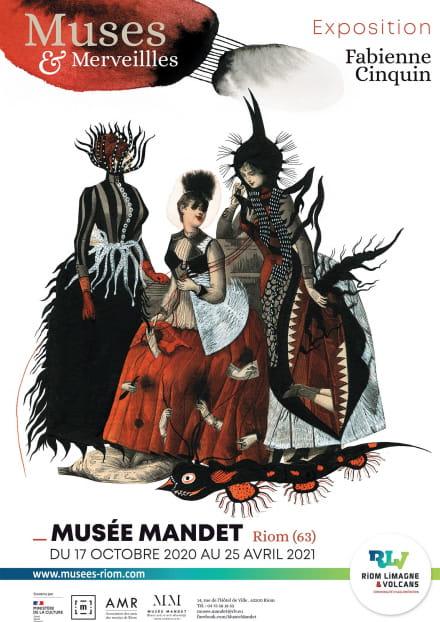 Exposition 'Muses & Merveilles'
