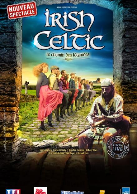 Irish Celtic - Le Chemin des Légendes (nouvelle date)