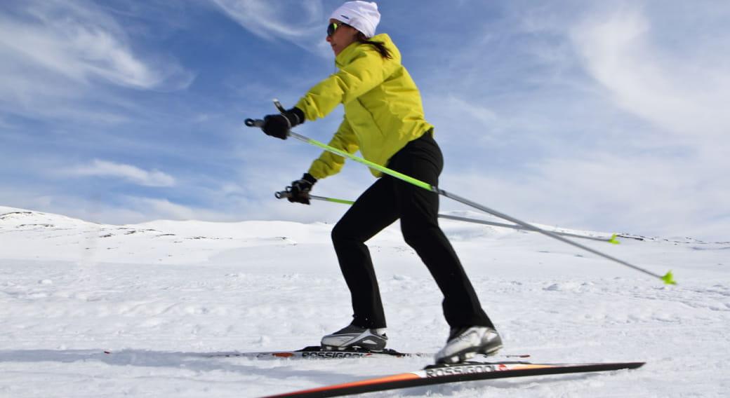 Ski de Fond - Secteur Super Besse - Plaine des Moutons