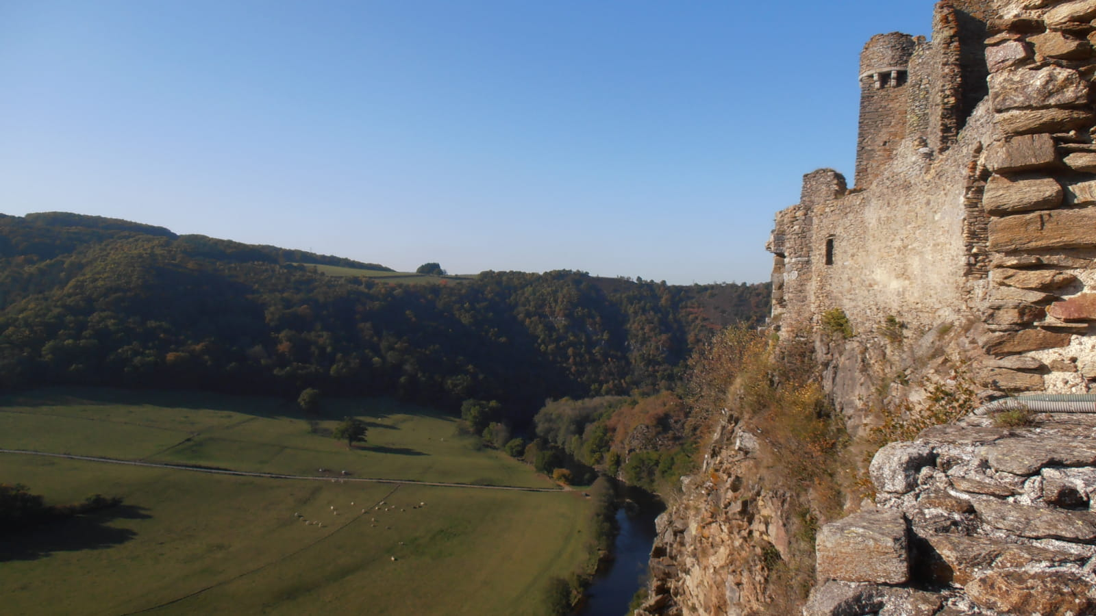 Randonnée Château Rocher