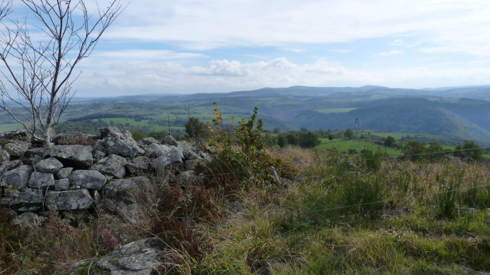 Randonnée Le Mont Mournac