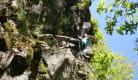 Rocher d'escalade - La Chartreuse Port-Sainte-Marie