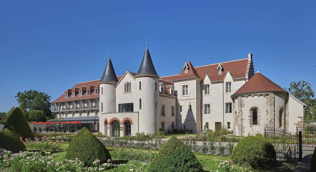 Hôtel-Restaurant Le Château Saint-Jean