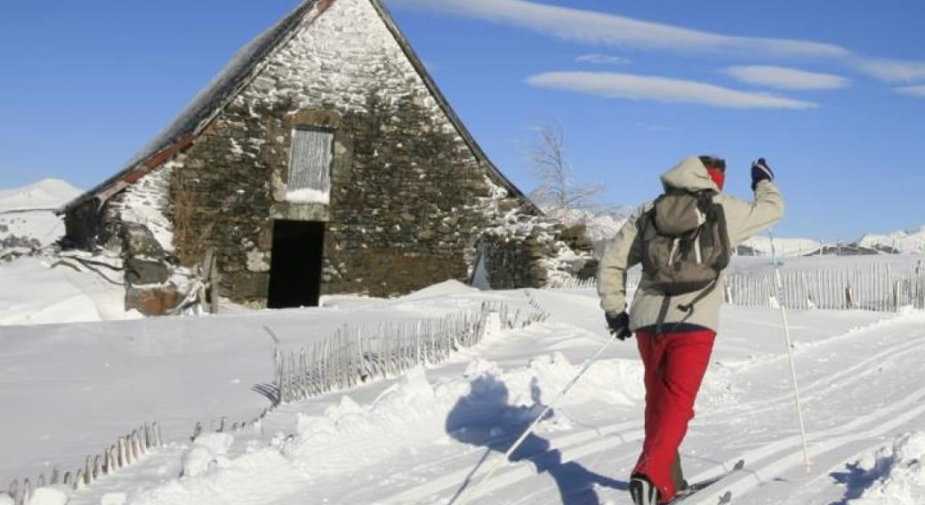 Station de ski Col de Légal
