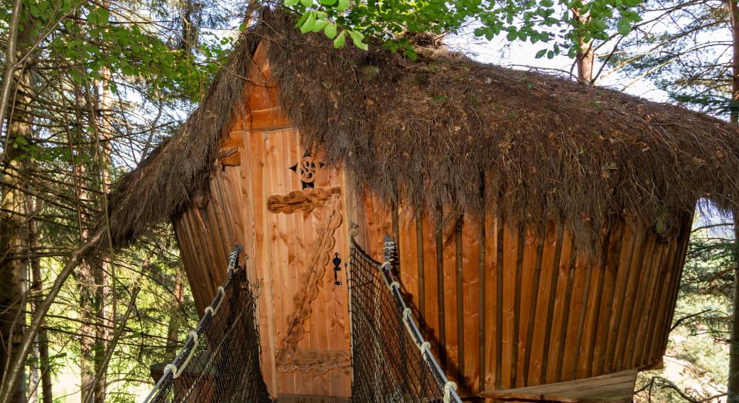 Cabane les Myrtilles