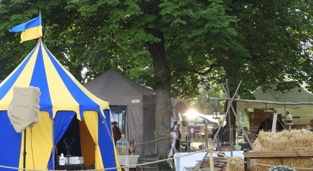 Camps médiéval