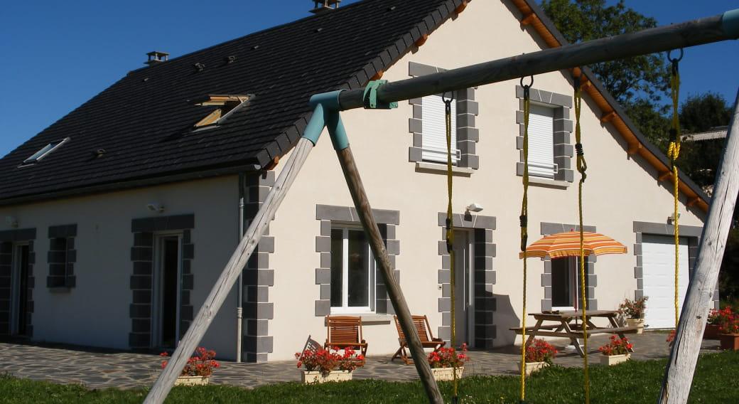 Gîte Sancy - Mabru