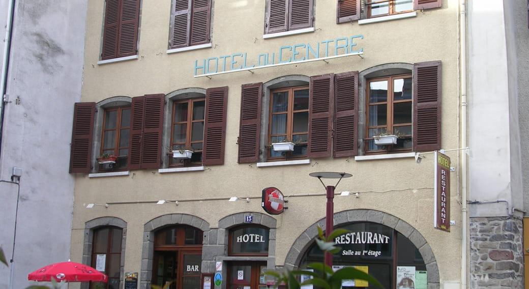 Hôtel du centre_Brioude