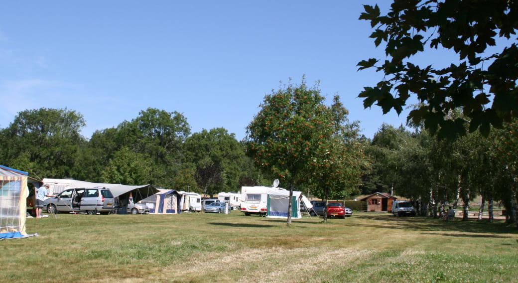 Camping GCU