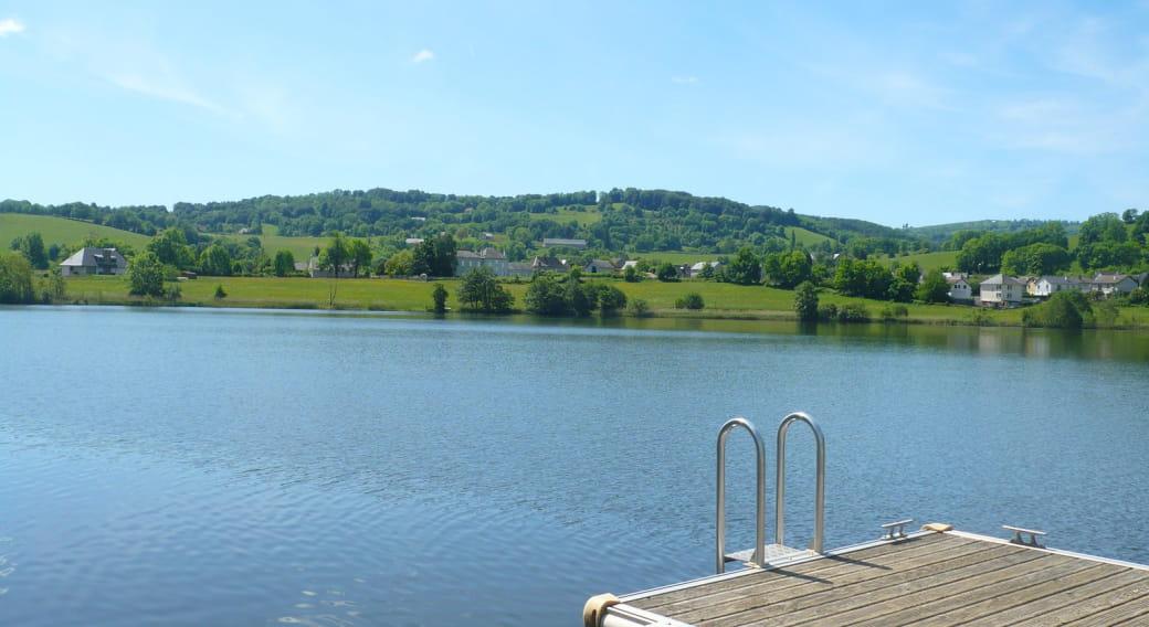 Lac de Menet