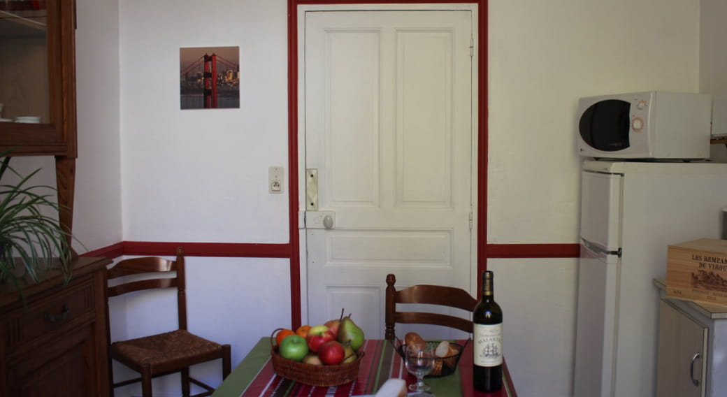 Villa Le Bois Joli - Appartement Dogne