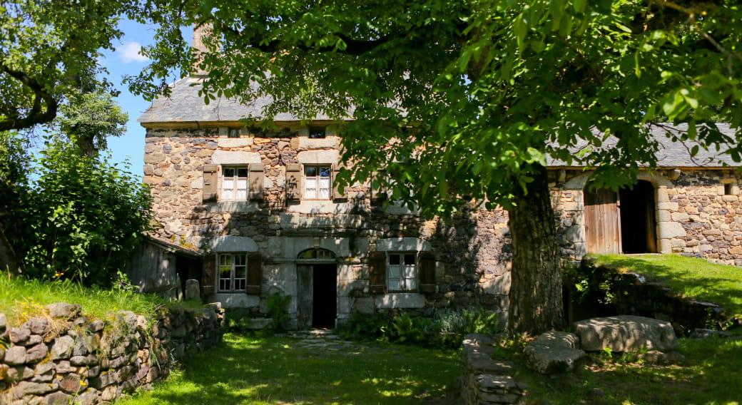 Ferme de Pierre Allègre - Ecomusée de Margeride