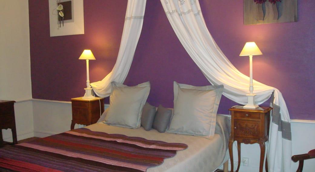 Chambres d'hôtes - Domaine de Bourrassol - Ménétrol